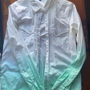 Ombré blouse